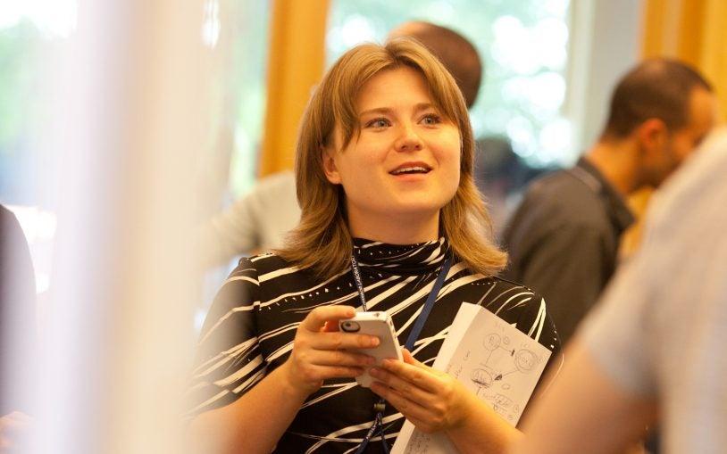 Elena Ezhkova