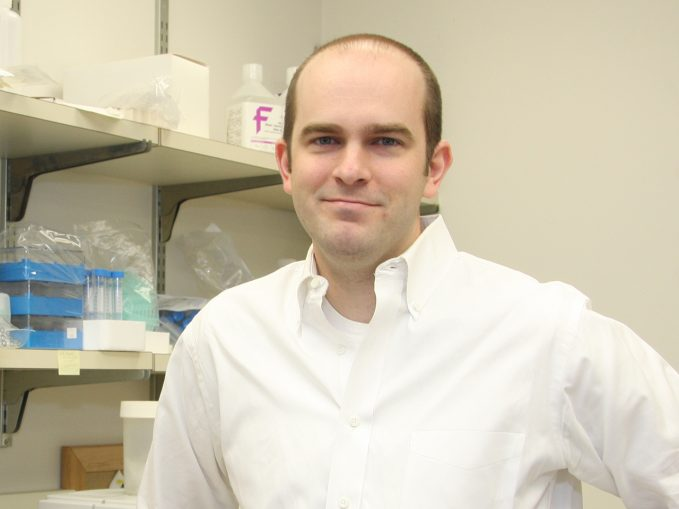 Cancer researcher Dr. Chris Vakoc to receive AACR's Outstanding Achievement Award