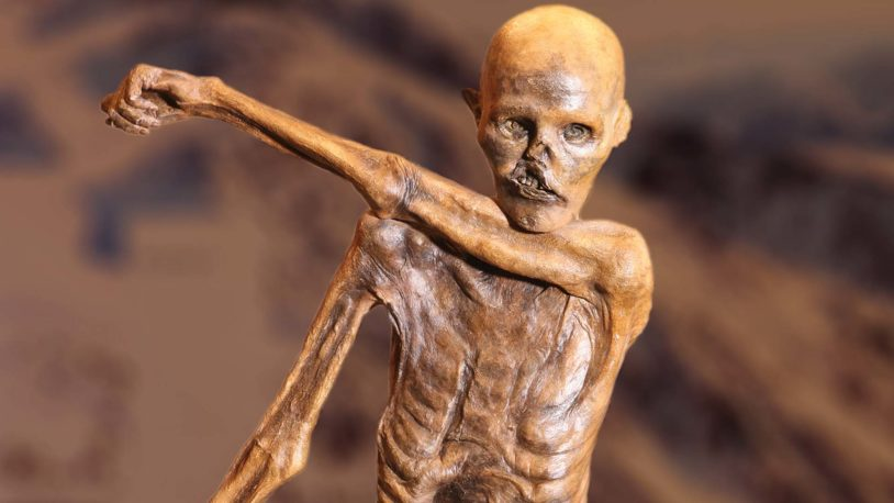 Ötzi the Iceman Museum Tour - Mar 7