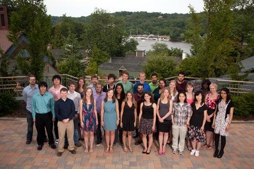 2011 URP participants