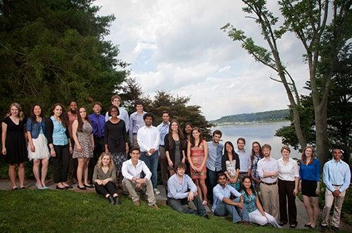 2013 URP participants