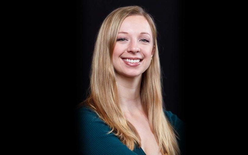 Student Lisa Krug quells the transposon storm of ALS