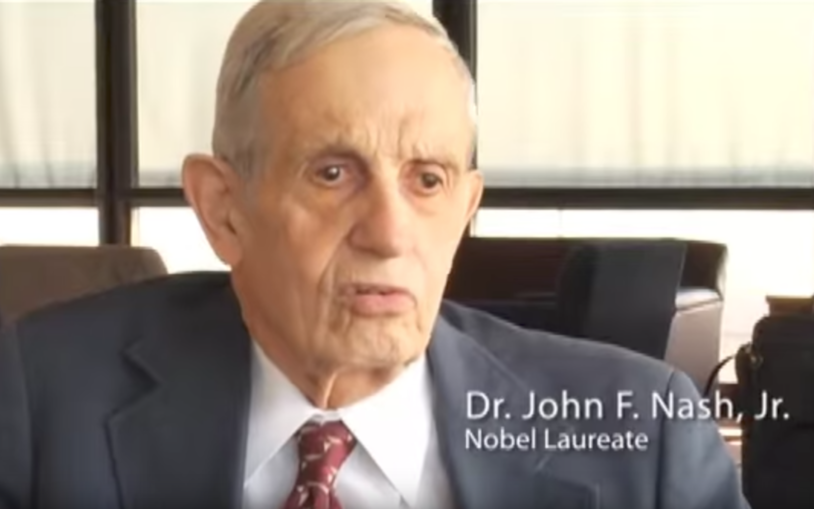 2010 CSHL Double Helix Medals Dinner—presented to Dr. John F. Nash