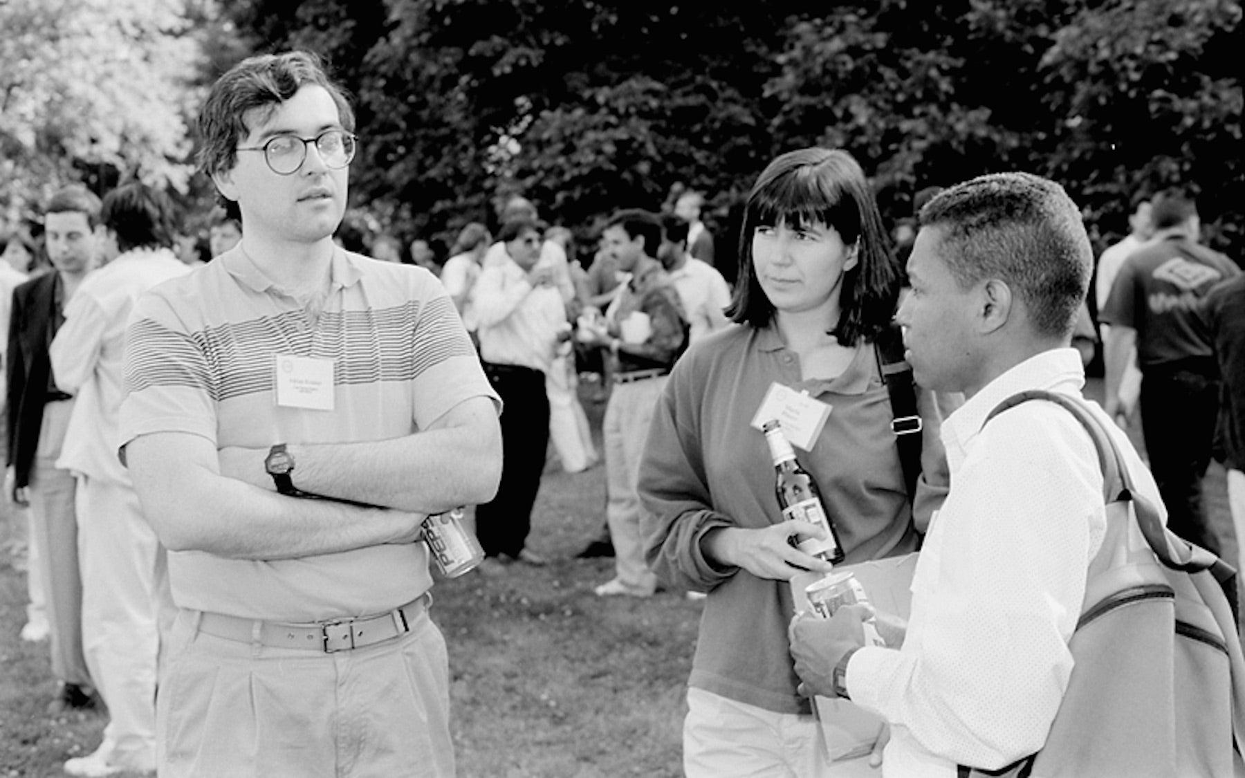 Adrian Krainer 1993