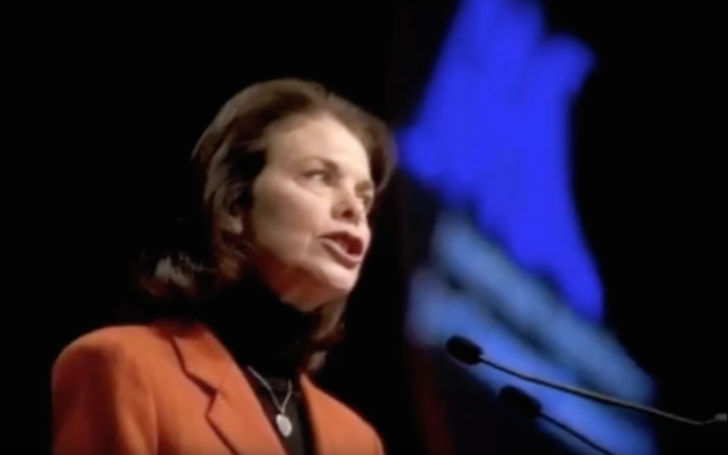 2008 CSHL Double Helix Medals Dinner – Presented to Sherry Lansing