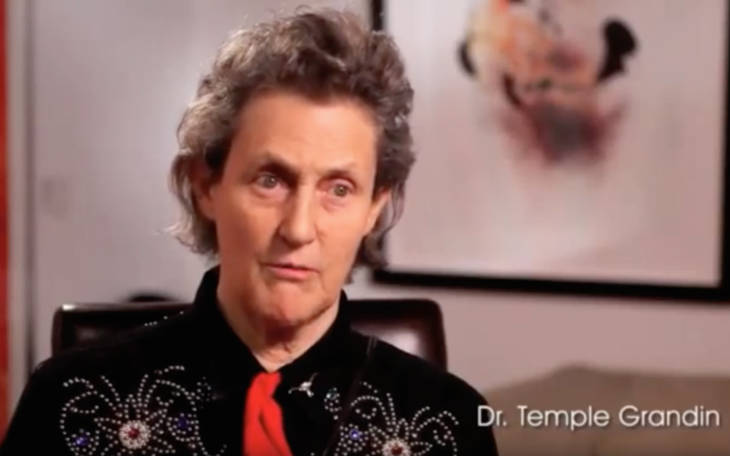 2011 CSHL Double Helix Medals Dinner – Presented to Dr. Temple Grandin