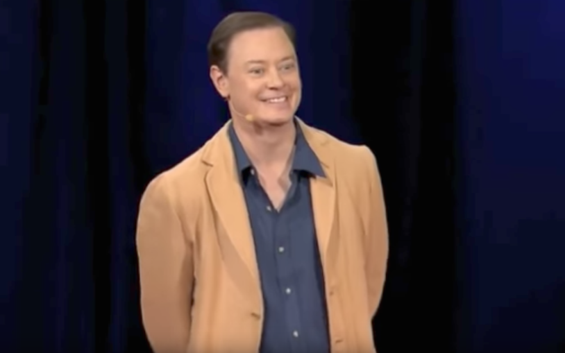 2014 Double Helix Medal Recipient Andrew Solomon