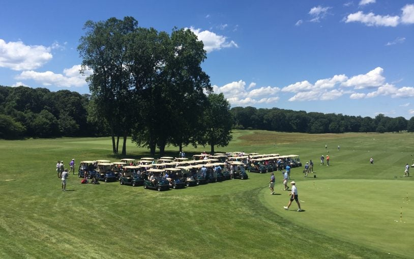 Over $300,000 raised for research and education at 24th annual golf outing