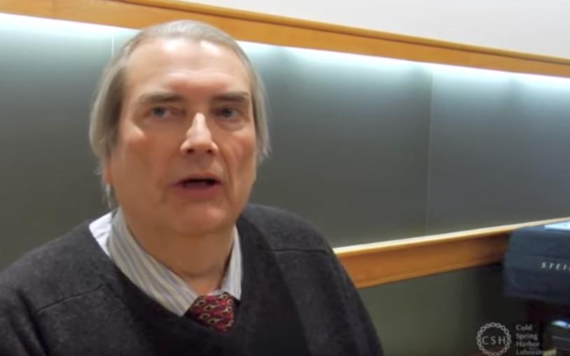 Interview with CSHL Professor W. Richard McCombie, Ph.D.
