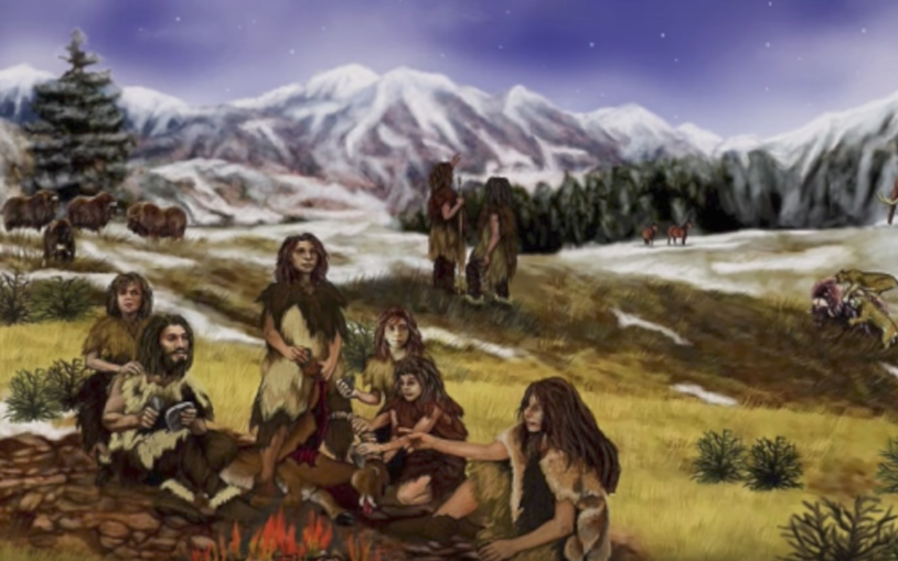 Neanderthals mated with modern humans much earlier than previously thought