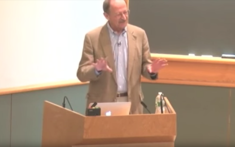 Cold Spring Harbor Laboratory Public Lecture: Harold Varmus, M.D.: Biomedical Research, Then & Now