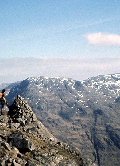 Jan Witkowski rock climbing