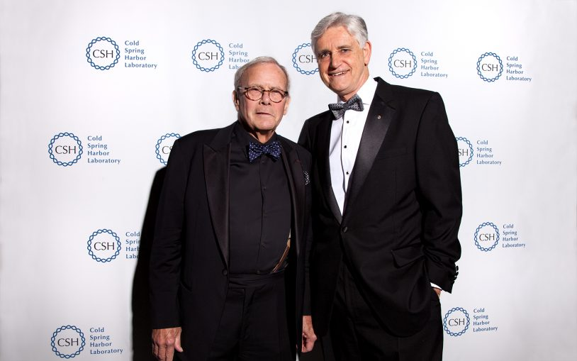 12th Double Helix Medals dinner raises $4.5 million for research & education at Cold Spring Harbor Laboratory