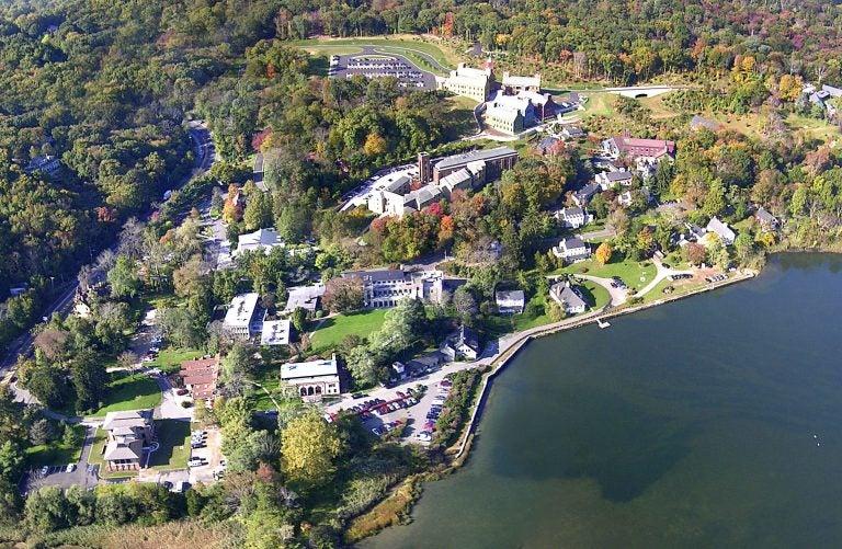 CSHL aerial view