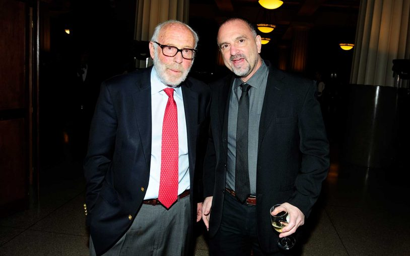 James Simons and George Yancopoulos