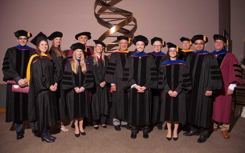 Cold Spring Harbor Laboratory confers 90th Ph.D.