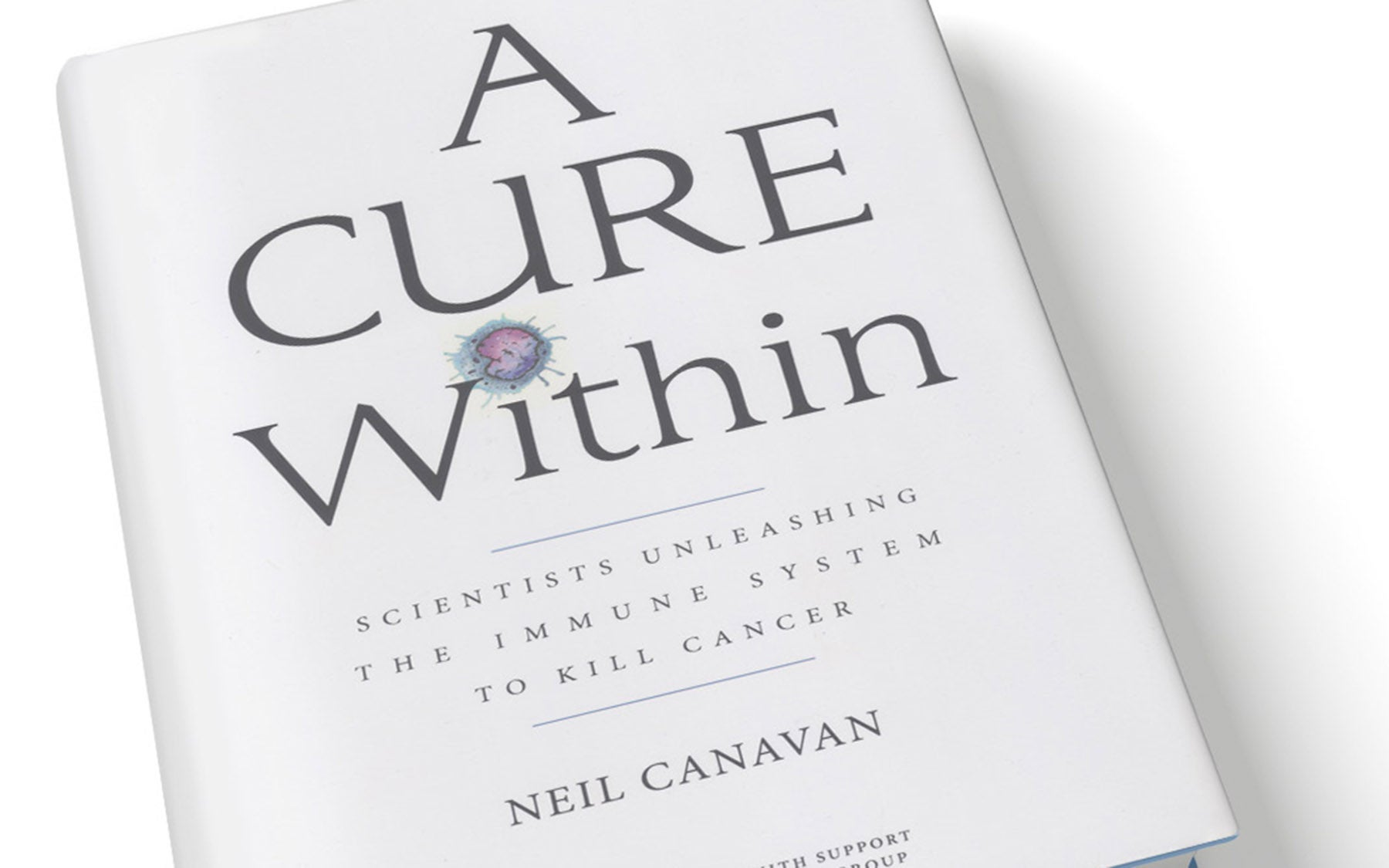 A Cure Within Neil Canavan