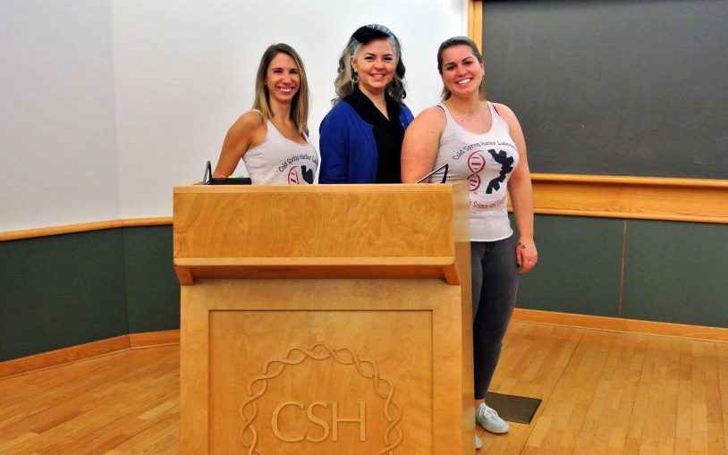 A spot at the podium: The Women in Biology Speakers List
