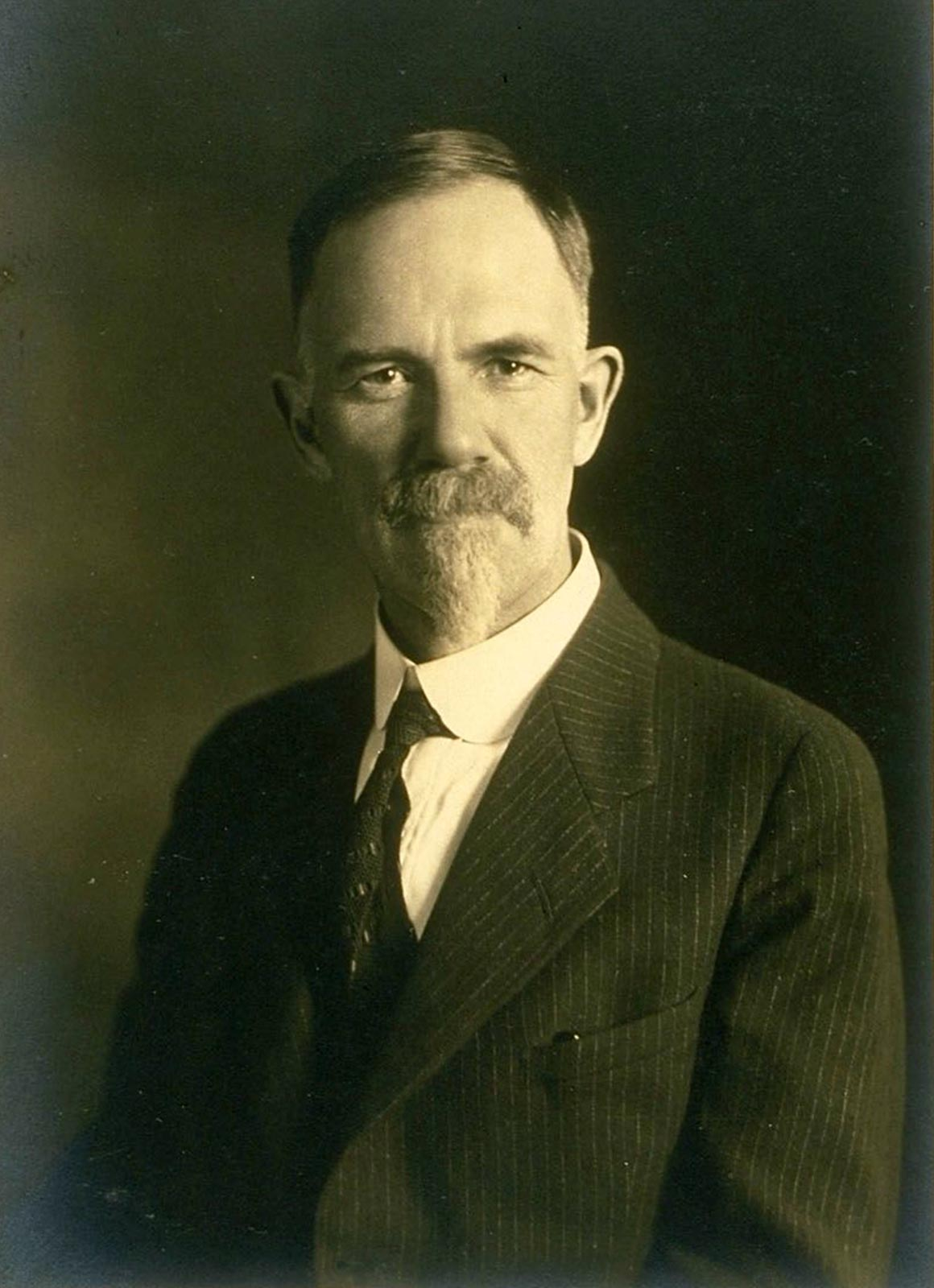 Charles Davenport 1929