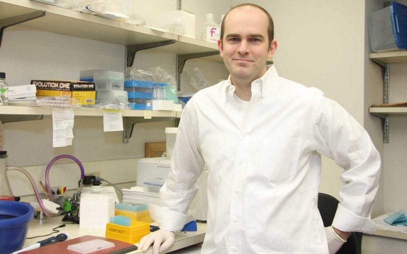Unconventional hunt for new cancer targets leads to a powerful drug candidate for leukemia