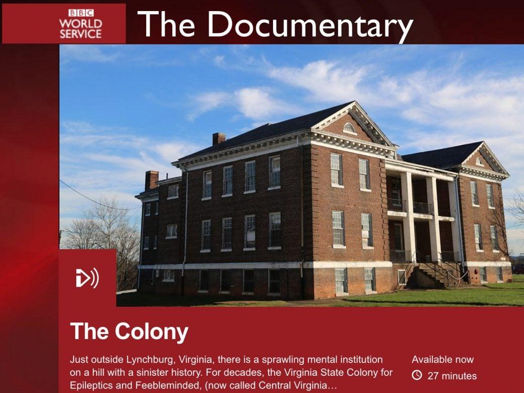 The Documentary eugenics podcast