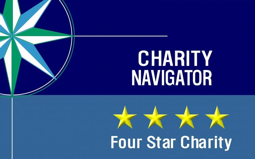four star charity navigator logo