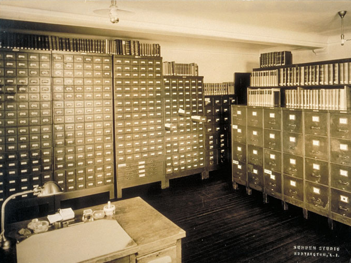 Eugenics Record Office archives