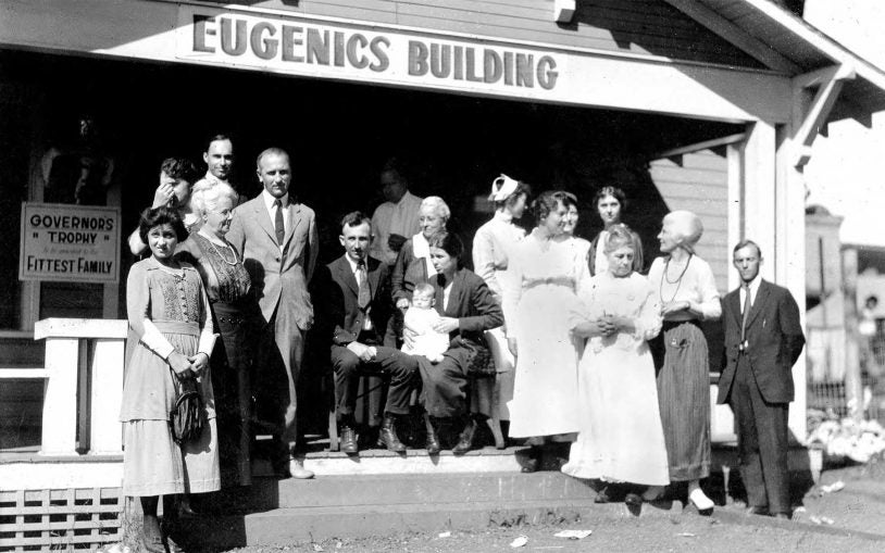 Eugenics used to be incredibly popular. We can't let that happen again.