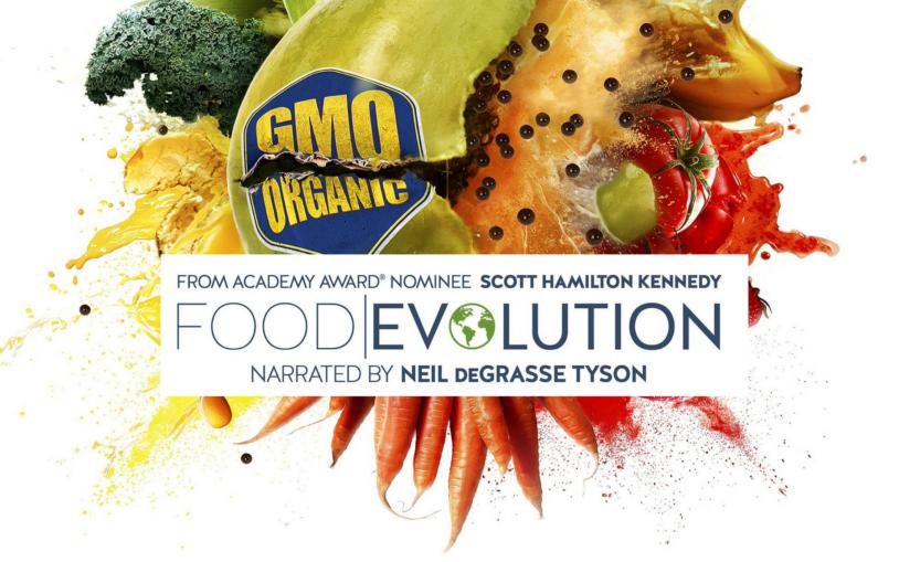 Movie Screening & Panel Discussion: Food Evolution