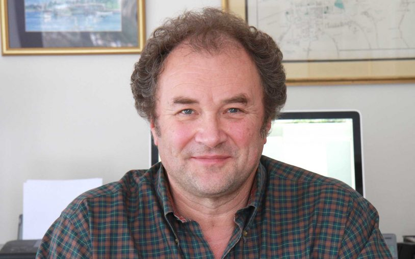 Nicholas Tonks wins prestigious ASBMB award