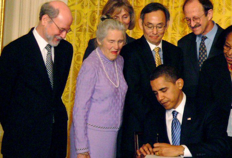 Horvitz and Obama 2009