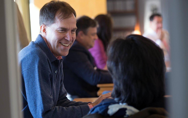Research profile: Robert Maki - Cold Spring Harbor Laboratory