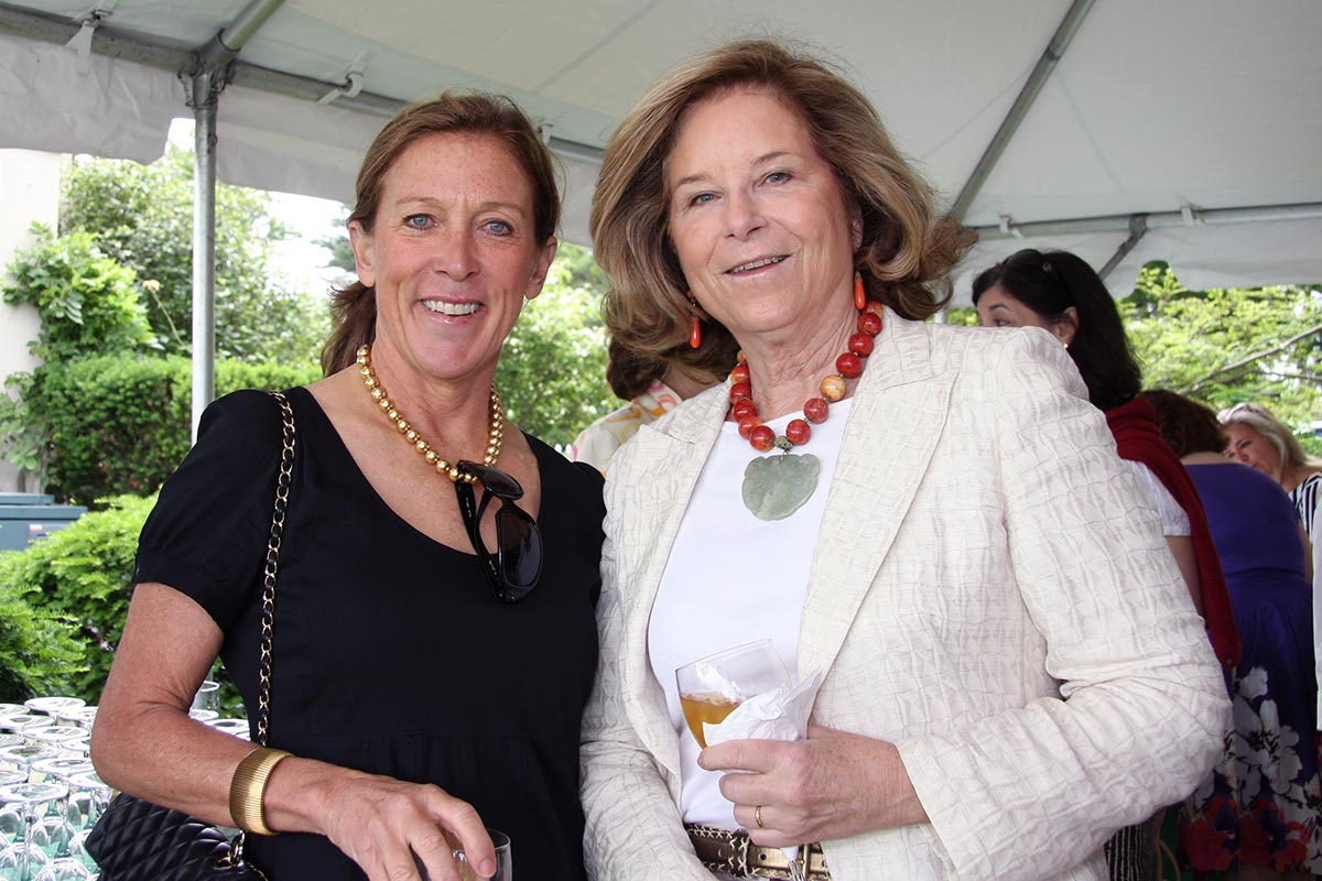 Ginny Knott and Wendy Breck