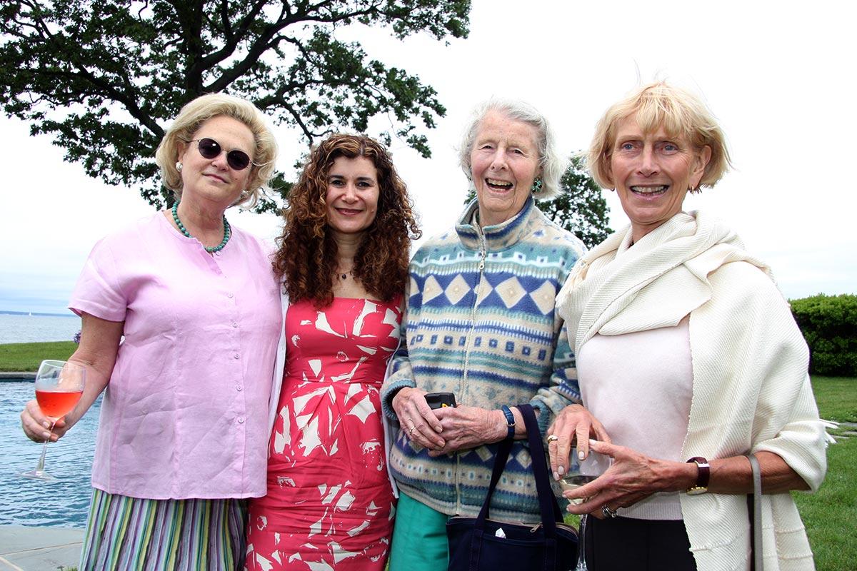 Cynthia Stebbins, Leemor Joshua-Tor, Fanny Luke, Jo Anne Browne