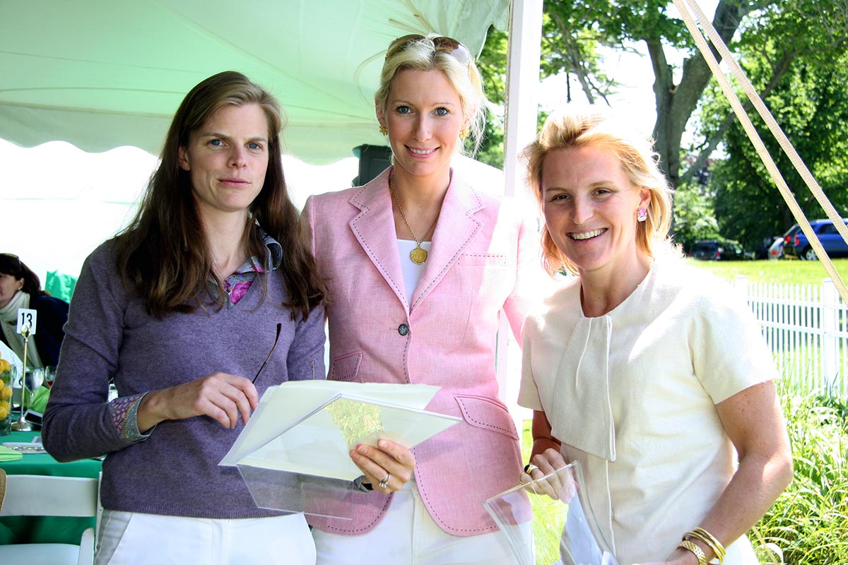 Mara Lerhman, Mary Snow, Lara Trafelet