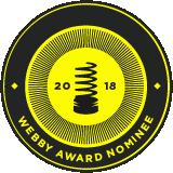 2018 Webby Nominee