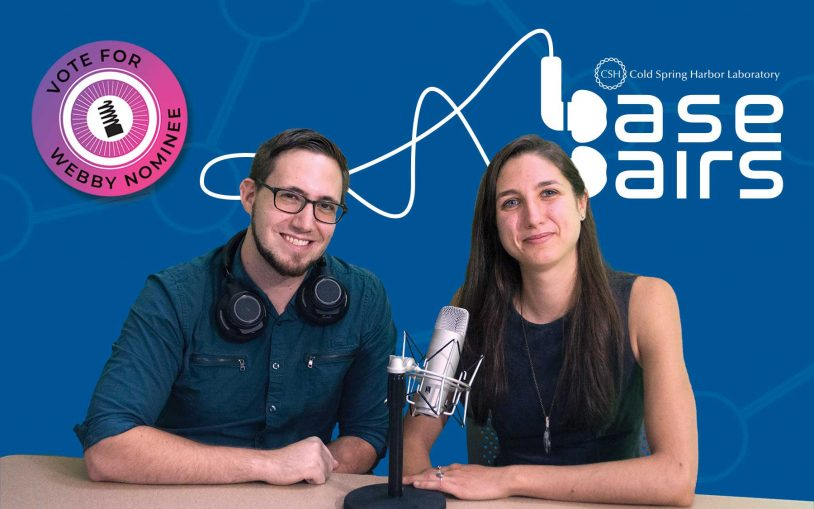 CSHL's <em>Base Pairs</em> is a finalist for the 2018 Webby Awards