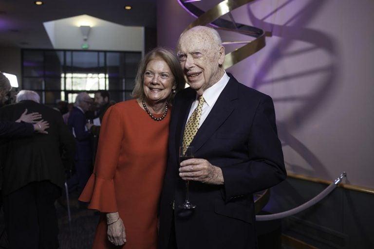 Liz and Jim Watson