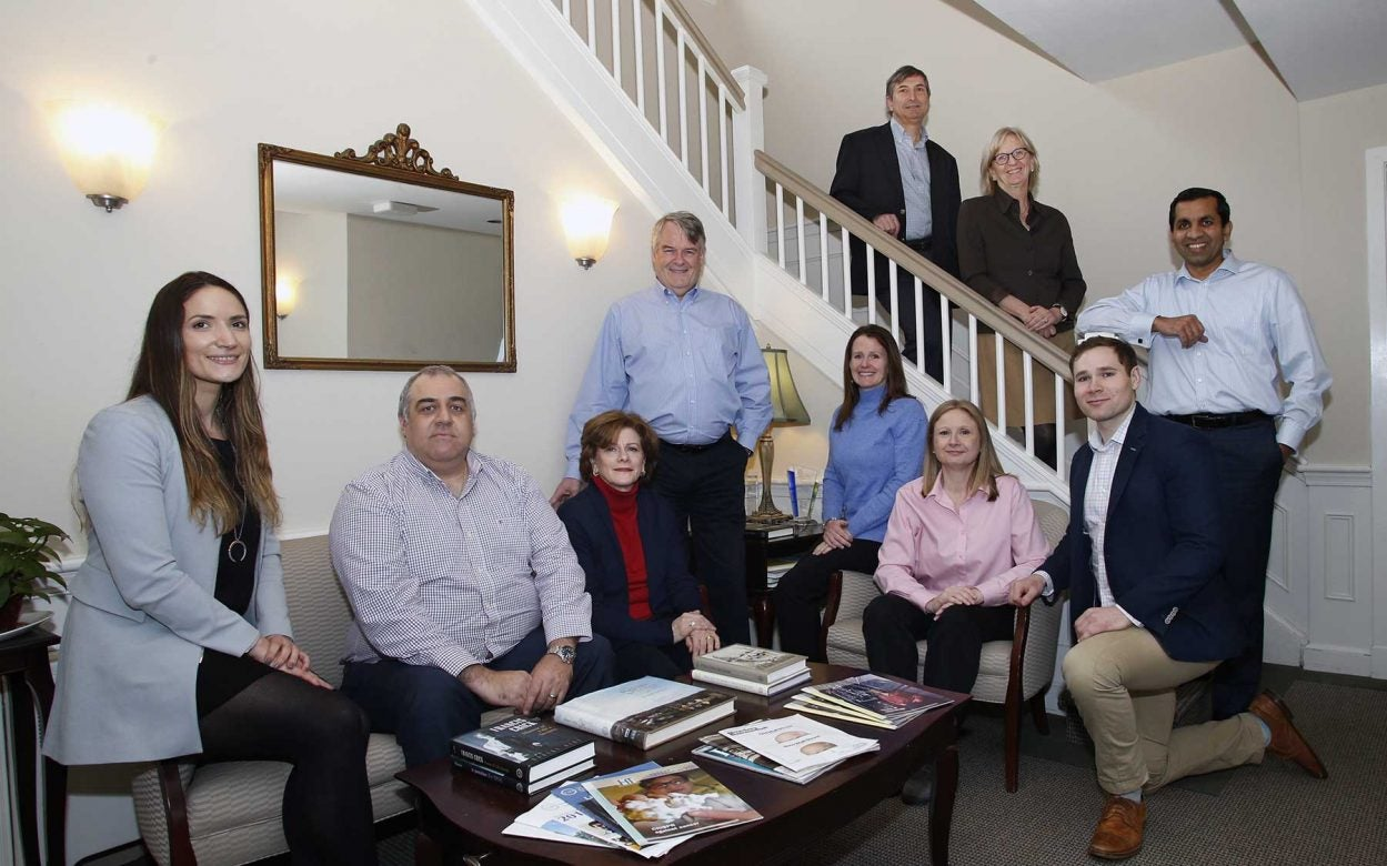 technology transfer division staff