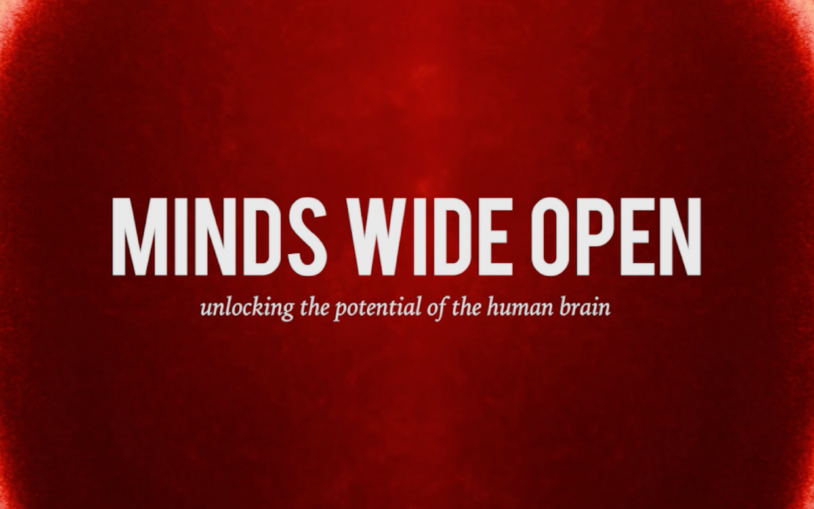 Documentary screening: MINDS WIDE OPEN