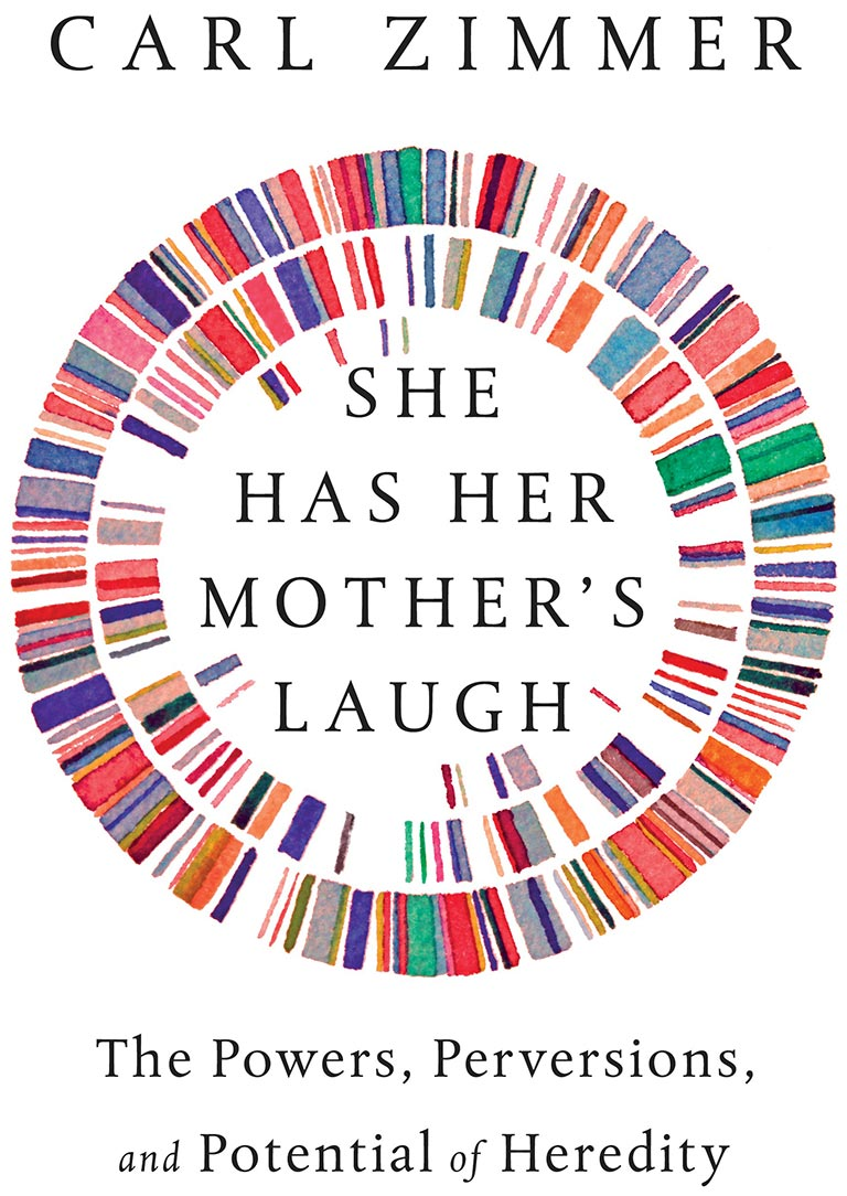 She Has Her Mothers Laugh book cover