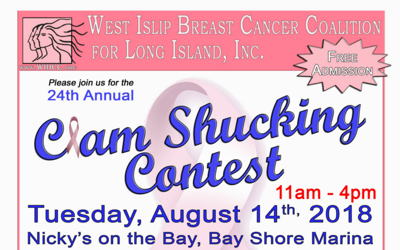 24th Annual Clam Shucking Contest