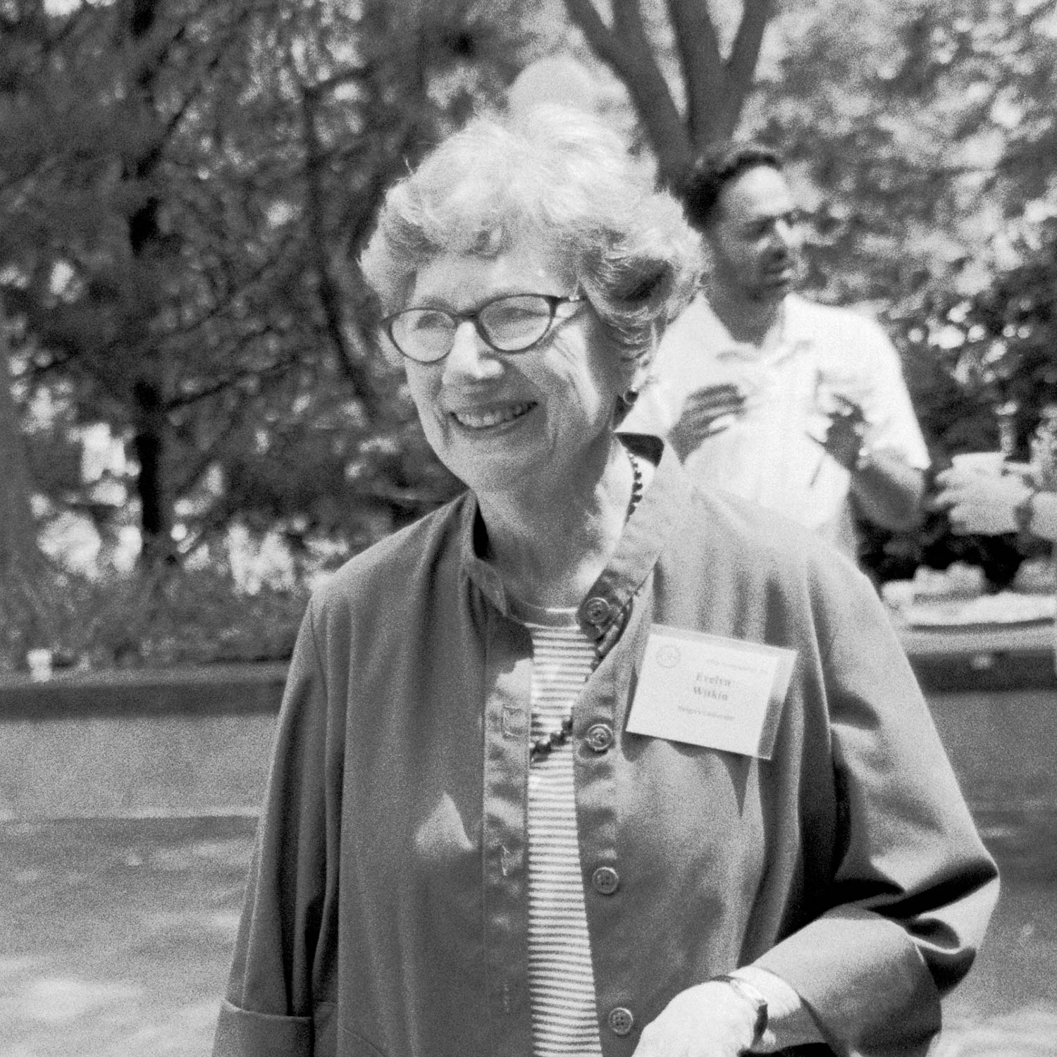 Evelyn Witkin CSH Symposium 2000