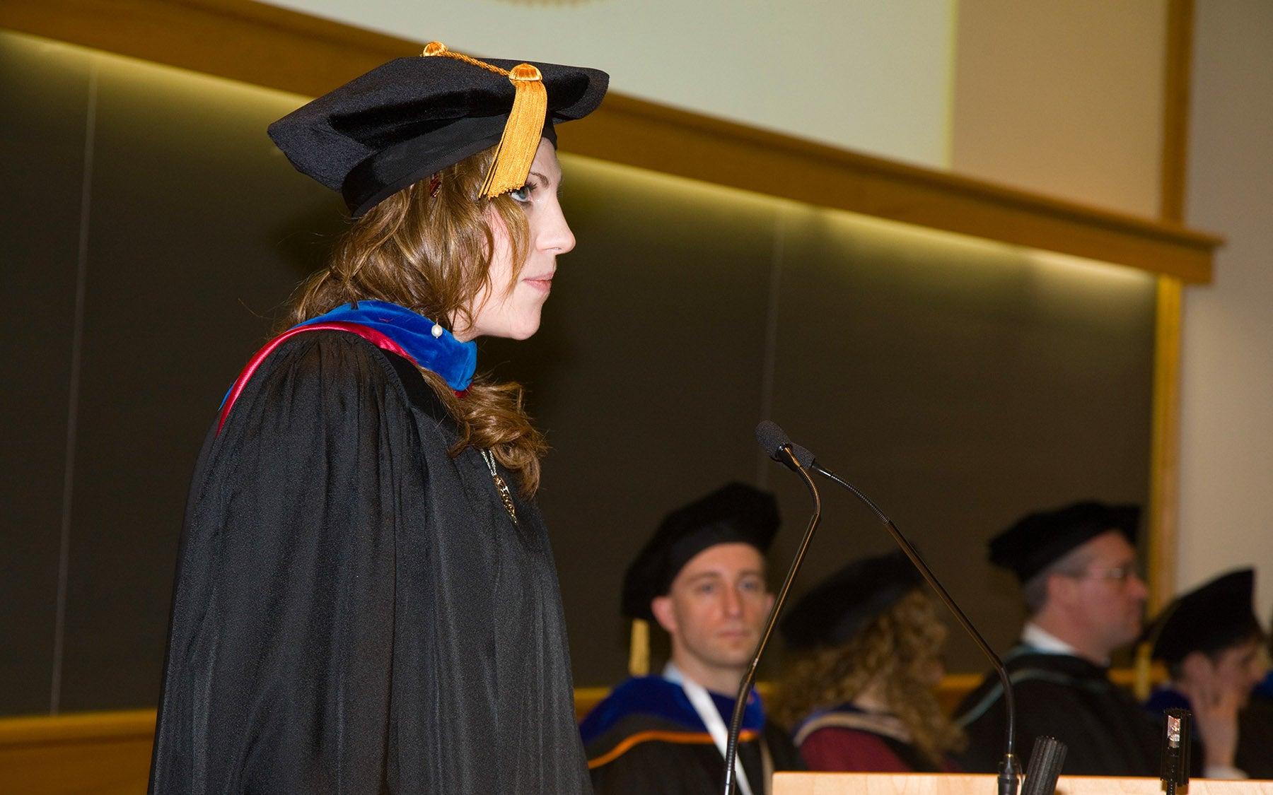 Monica Dus Graduation 2008