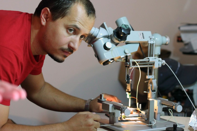 Electrophysiology with Raul C. Mureșan