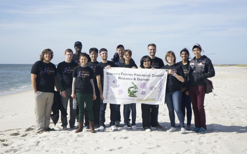 Lustgarten Foundation Walk for Pancreatic Cancer