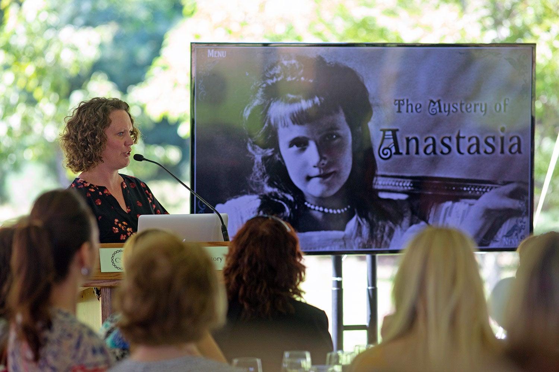 Amanda McBrien Anastasia