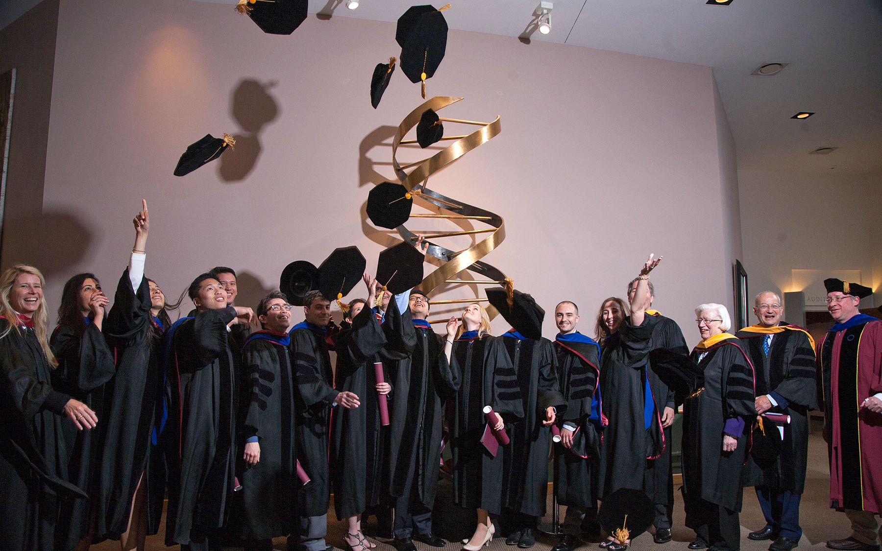 WSBS Graduation 2015