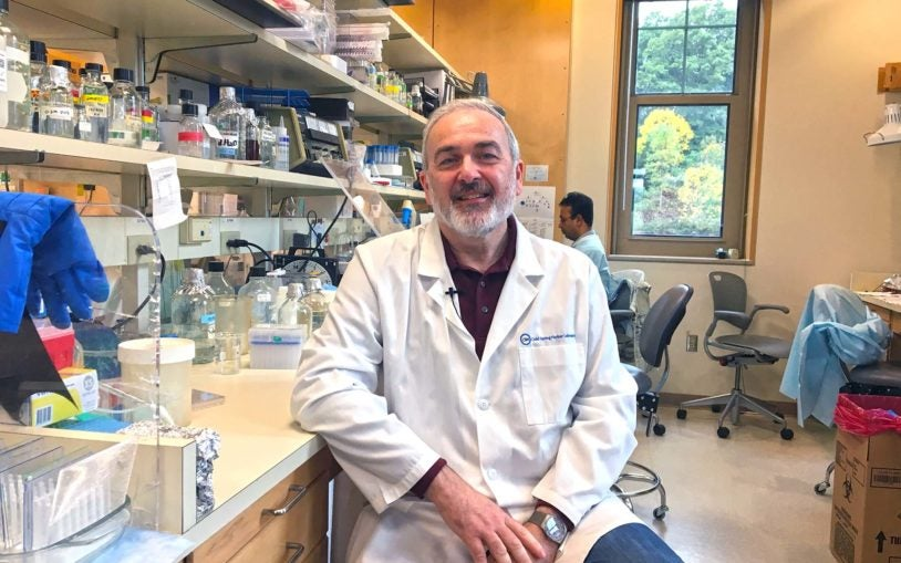 Breakthrough Prize to CSHL professor for SMA research