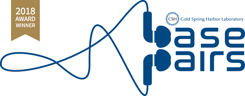 graphic of Base Pairs logo